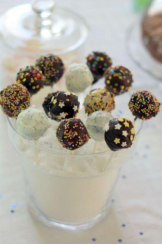 Cake Pops D Anniversaire Chez Requia Cuisine Et