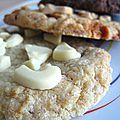 Des cookies maison livrés à mon domicile avec pavillon cookie le rêve!