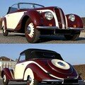 BMW - 327 Roadster - 1938
