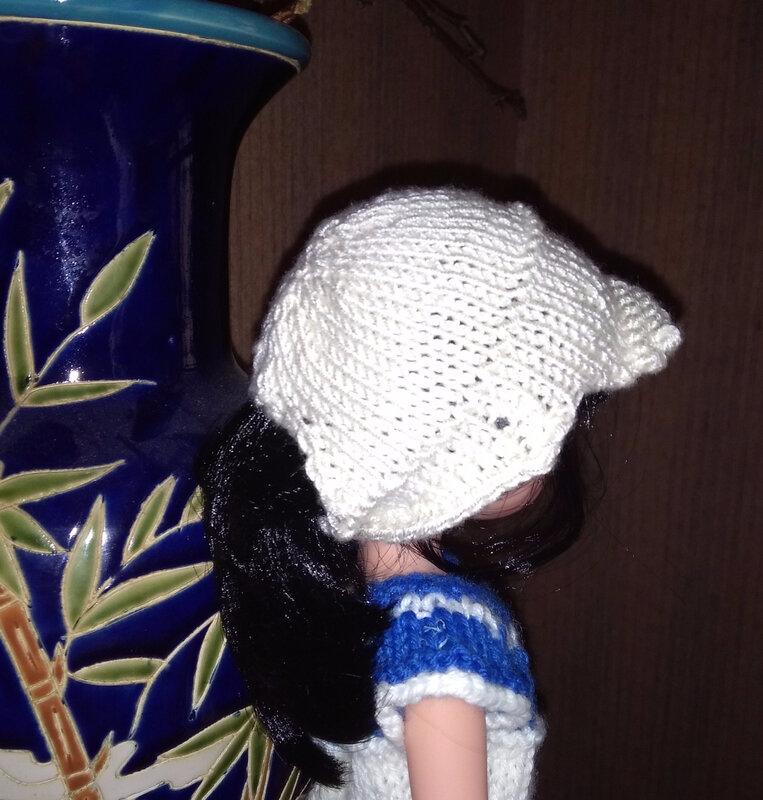 Keiko et son chapeau