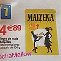 Boîte métal Maïzena 2012