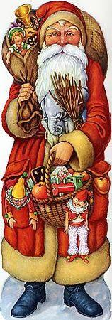 Image Pain d'épice Père-Noël 5