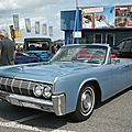 Lincoln continental 4door convertible 1964