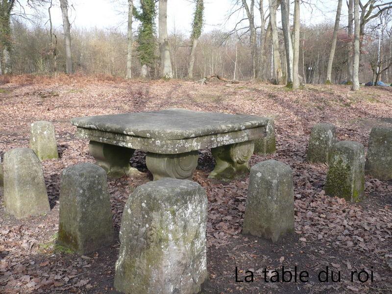 La table du roi
