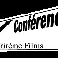 Trirème films filme vos conférences