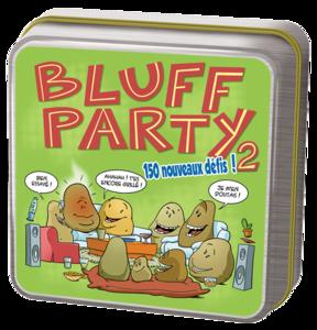 Boutique jeux de société - Pontivy - morbihan - ludis factory - Bluff party 2