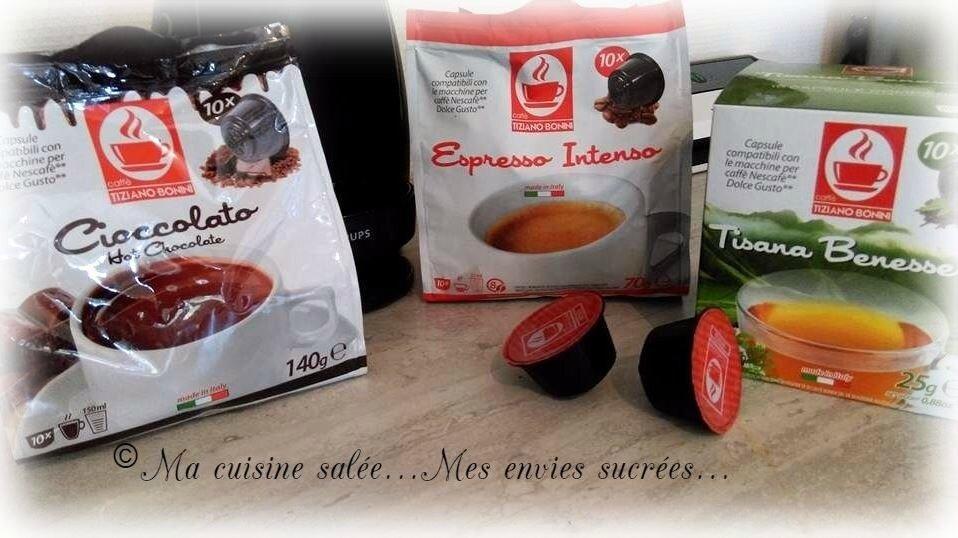 Capsules compatibles com partenariat blogs de cuisine for Partenariat cuisine
