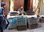 vendeur de poches à 0,50DH Marché rue Sellanine FES Maroc