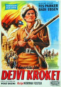 davy_crocket_affiche_yougoslavie
