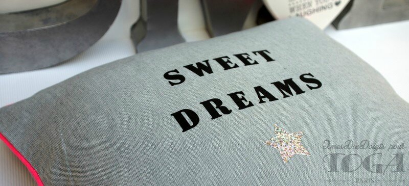 coussin Sweet dreams_2mesdixdoigts (1)