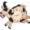 Horloge doudou vache
