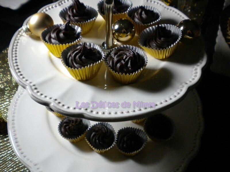 Truffes au chocolat à l'Amaretto, recette express et sans se salir les mains 2