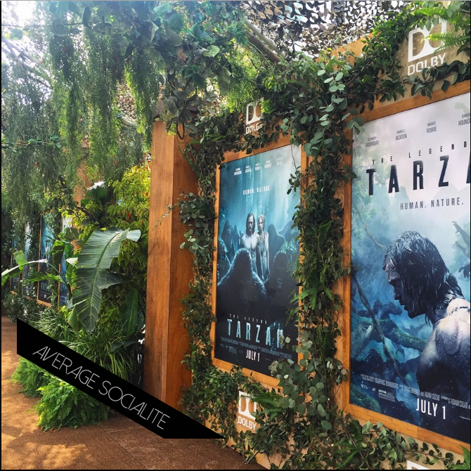 The Legend of Tarzan_World Premiere 01