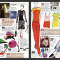 Vogue uk...40 tips...40 conseils...