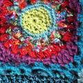 4 ) les sacs en freeform crochet