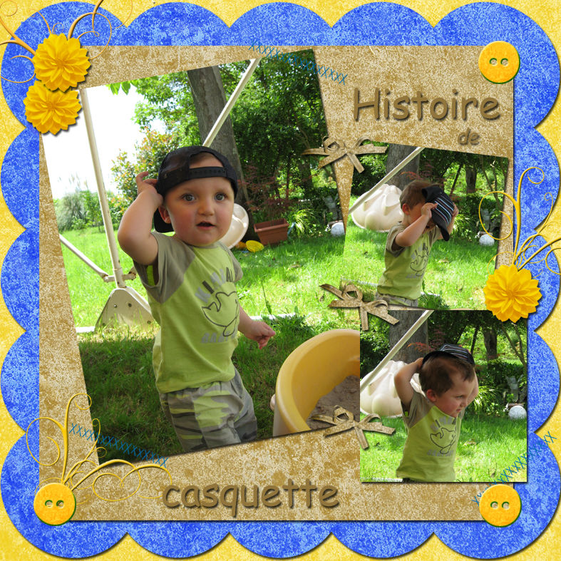 Histoire de casquette