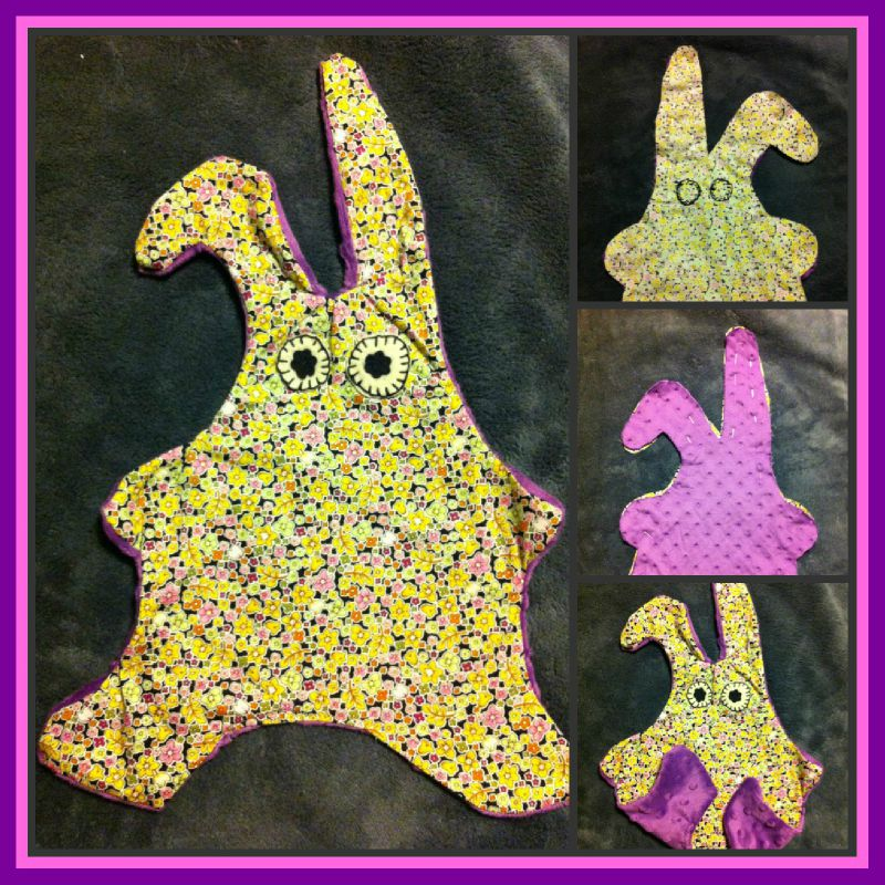 Couture lapin
