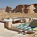 Amangiri resort - utah (usa)