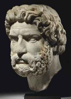 a_roman_marble_head_of_hercules_circa_2nd_century_ad_d5443367h