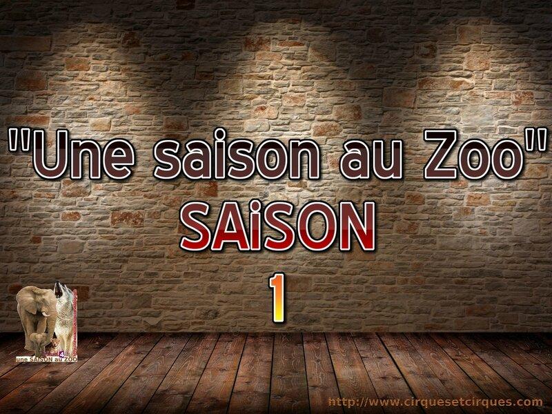 - 0 SAiSON au ZOO SAiSON 1