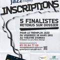 Golden Jazz Trophy, deuxime dition