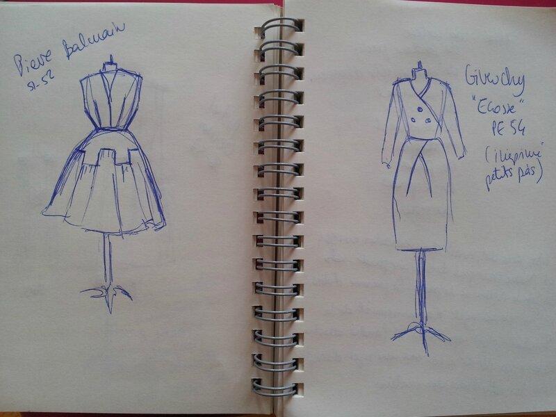 Balmain et Givenchy
