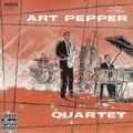 Art Pepper Quartet - 1954 - Art Pepper Quartet (Tampa-OJCCD)