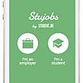 Une nouvelle appli pour trouver ton job étudiant cet été !