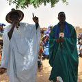 Ngari Ngawlé et Souleymane Maal - Les Pêcheurs Pulaar chantent le Pékan - Festival Bamtaaré Lawré Gawdé Bofé
