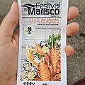 {vacances} festival do marisco - olhão