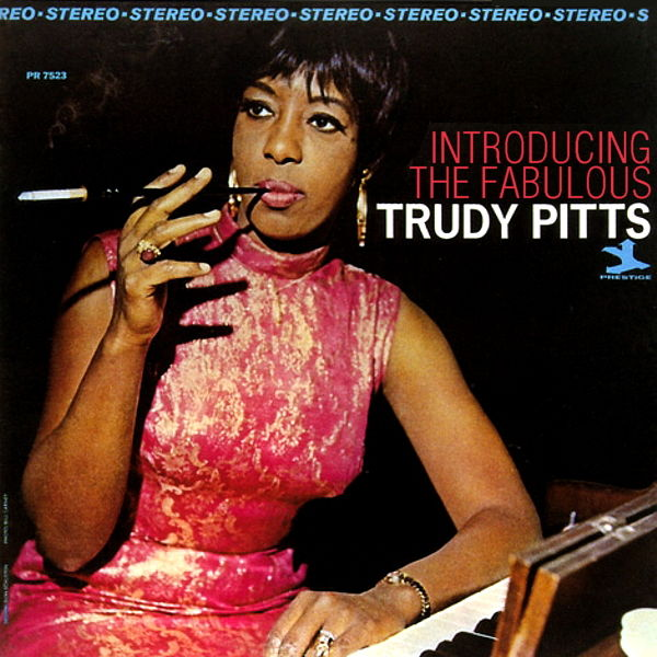 Trudy Pitts 1932 2010 Cover Jazz