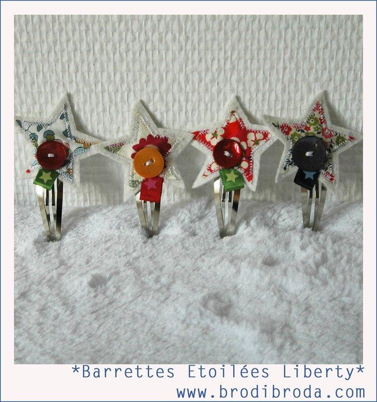 Brodi Broda-barettes étoiles-liberty pola2