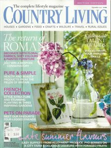 Country Living 09-11