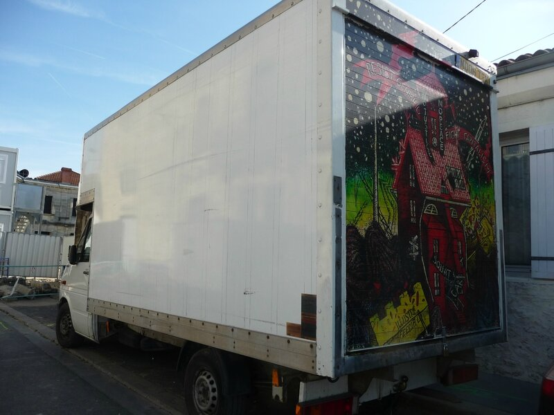 camion manifeste