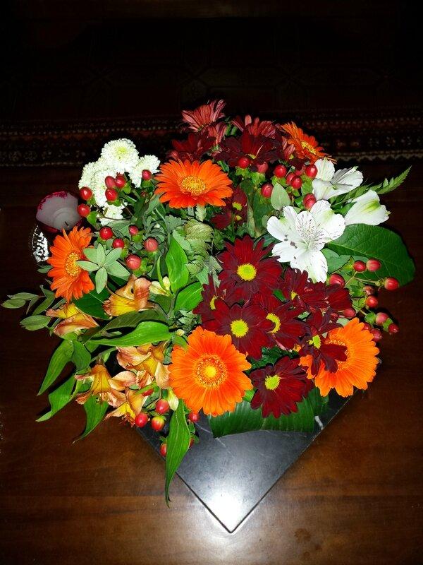 Bouquet du 15 mars 2015