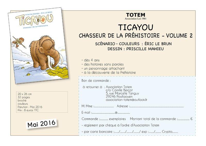 BDC Ticayou volume 2
