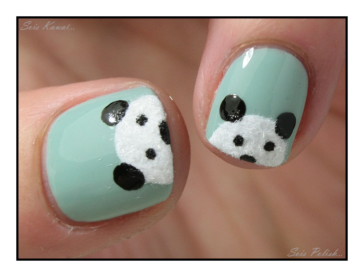 The Sunday Nail Battle #42 - Kawaii