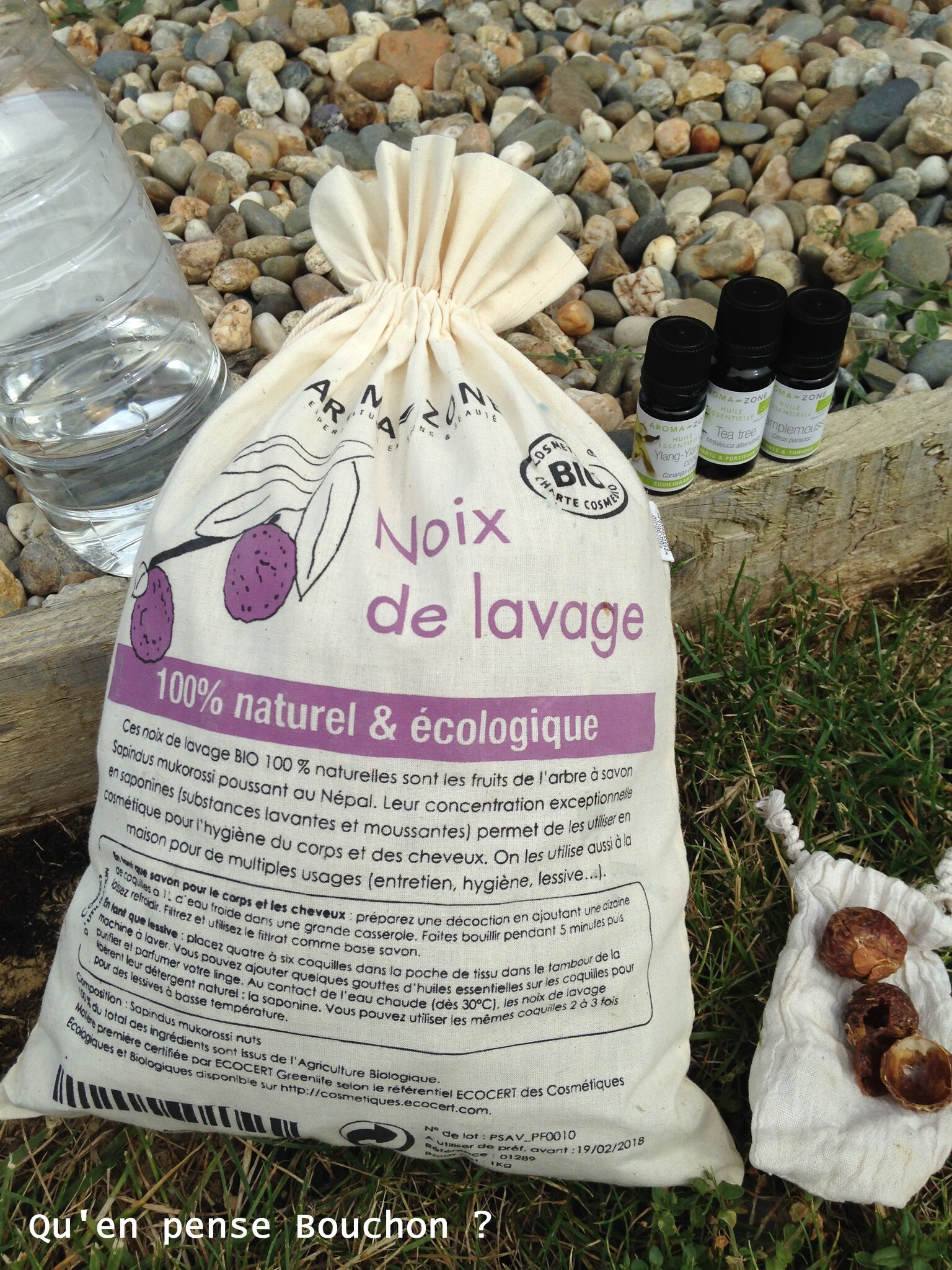 anti calcaire naturel lave linge
