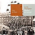 Lucky Thompson - 1956 - Jazz In Paris, Modern Jazz Group (Gitanes)