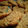 Cookies M&Ms