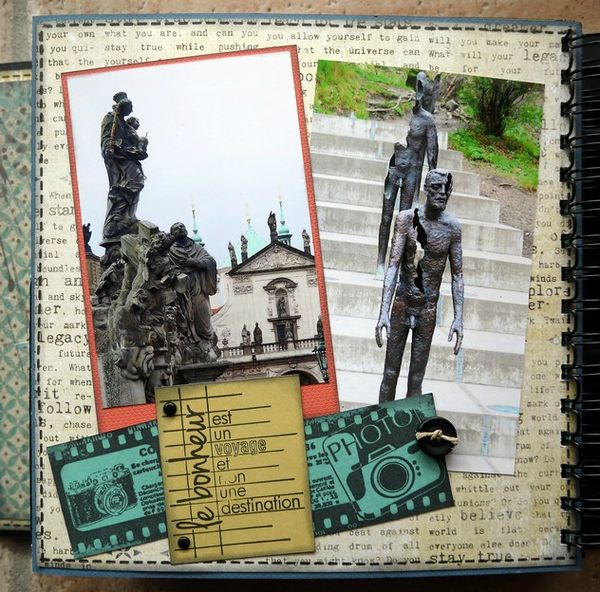 mini album PRAGUE 33