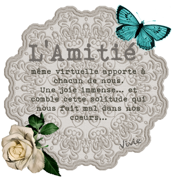 AMITIES VIRTUELLES