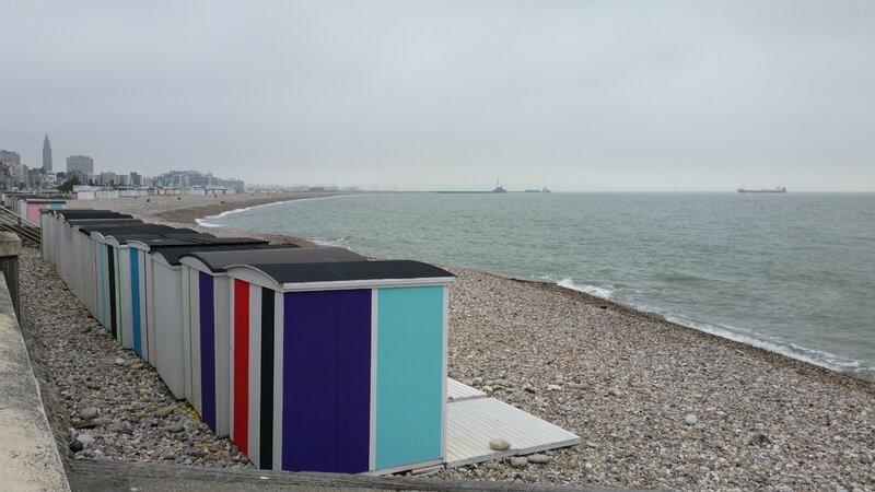 17h Cabanes du Havre aux couleurs des 500 ans