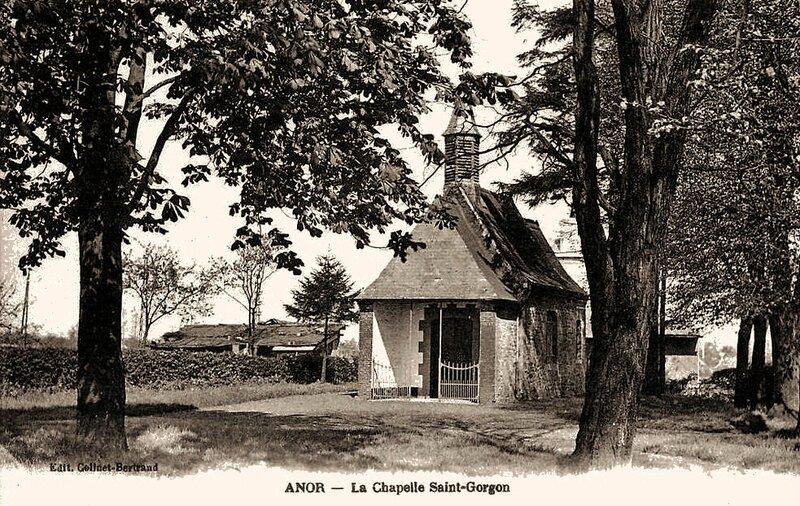ANOR-La Chapelle St Gorgon