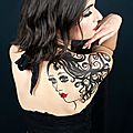* body art * illustration