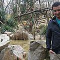 Albanito au zoo