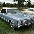 Imperial lebaron 4door sedan - 1967
