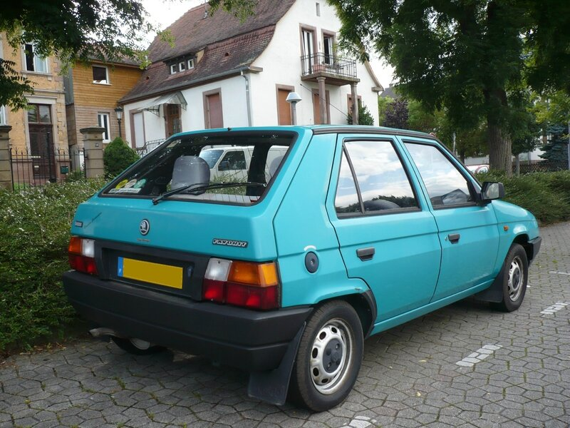 SKODA Favorit Saverne (2)