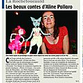 Article de la Charente Libre - Exposition