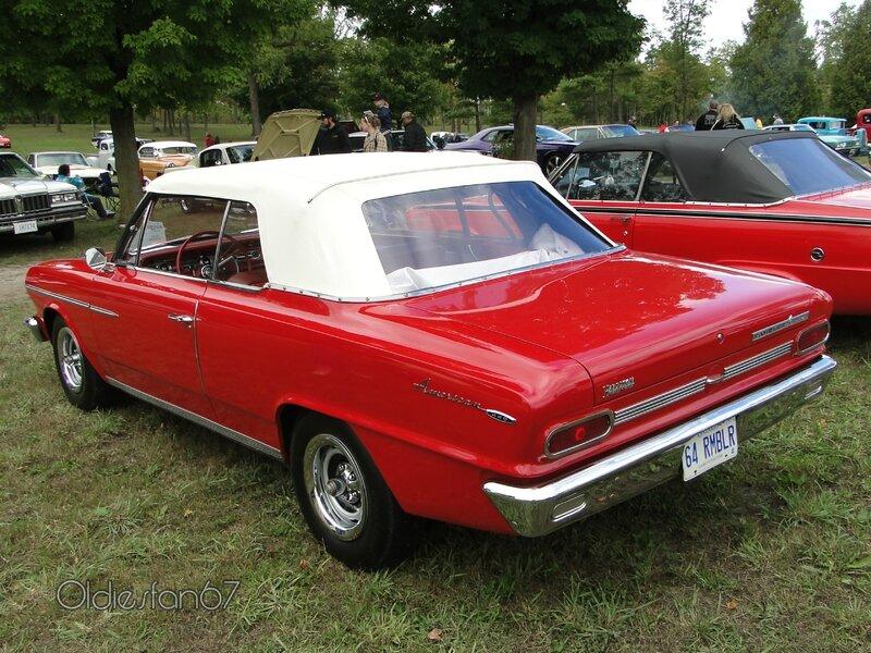 rambler-american-440-convertible-1964- b
